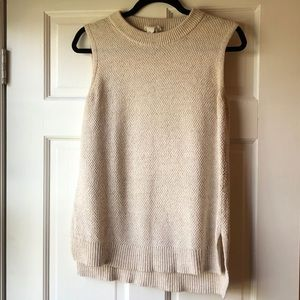 Women's Loft outlet size medium sweater tank top